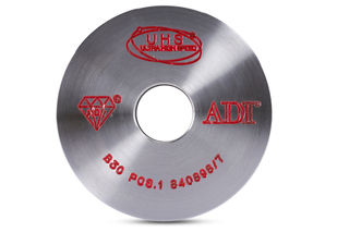 ADI UHS Segmented 120 Series Profile Wheels B30 35mm Bore 30mm Radius Position 1