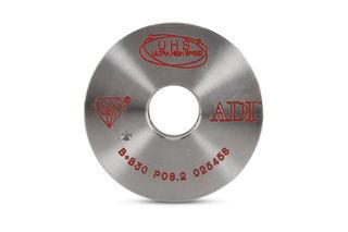 ADI UHS 120 Series Profile Wheels BB30 35mm Bore 10mm Radius Position 2