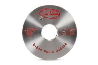 ADI UHS 120 Series Profile Wheels BB30 35mm Bore 10mm Radius Position 3