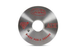 ADI UHS 120 Series Profile Wheels BB30 35mm Bore 10mm Radius Position 4