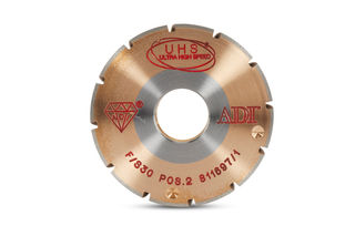 ADI UHS 120 Series Profile Wheels FS30 35mm Bore Position 2