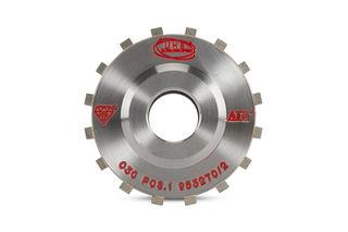ADI UHS Segmented 120 Series Profile Wheels O30 35mm Bore Position 1