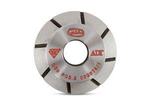 ADI UHS 120 Series Profile Wheels D30 35mm Bore Position 2