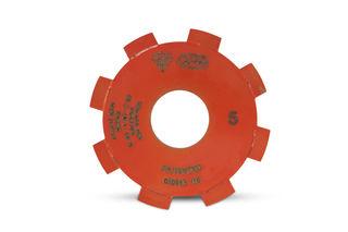 ADI Ninja Precut Blade #5 110mm Diameter, 35mm Bore