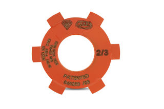 ADI Ninja Precut Blade #2.5 85mm Diameter, 35mm Bore
