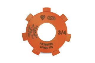 ADI Ninja Precut Blade #3.5 95mm Diameter, 35mm Bore