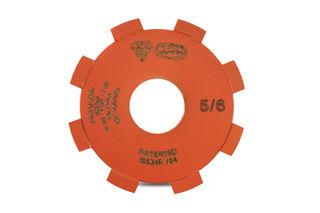 ADI Ninja Precut Blade #5.5 115mm Diameter, 35mm Bore
