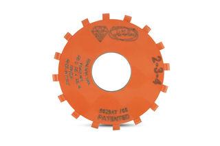 ADI Miter Ninja 104mm Diameter 35mm Bore