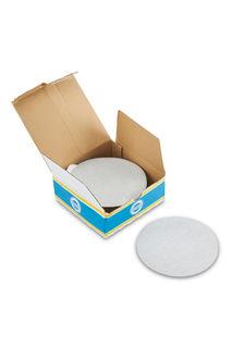 """Hermes PSA Silicon Carbide Sanding Discs 5"""" 220 Grit"""