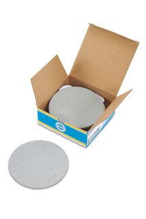 """Hermes PSA Silicon Carbide Sanding Discs 5"""" 320 Grit"""