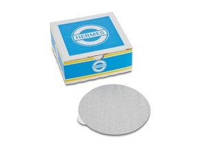"""Hermes PSA Silicon Carbide Sanding Discs 5"""" 500 Grit"""