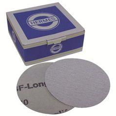 """Hermes PSA Silicon Carbide Sanding Discs 5"""" 240 Grit"""