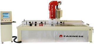 Farnese Alexia Gen 2 CNC Work Station - Auto Tool Change