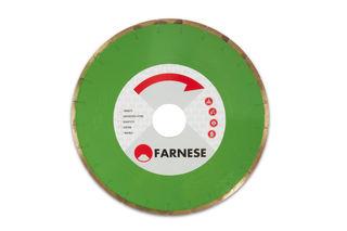 "Farnese Green Miter Blade 14"" Quartzite/Dekton 60/50 Arbor"
