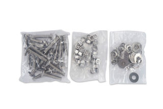 """T-31 Anchors with Nuts and Washers, 3/8"""" x 2"""", Pack of 25"""