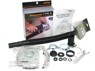 Alpha Ecoguard G with Connector Hose Kit