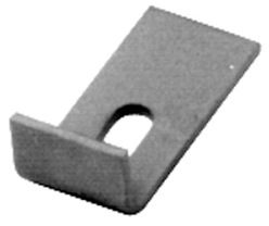 #2  SINK CLIP ADAPTOR,         STAINLESS STEEL