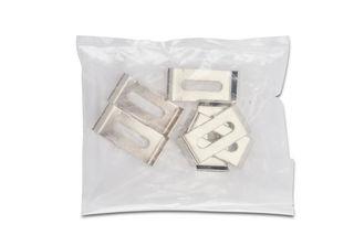 Diarex Undermount Sink Clips, 6 pieces per pack