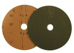 "Diarex Sandpaper, Resin Bond, 7"" x 7/8"", 320 Grit, Paper Backing"