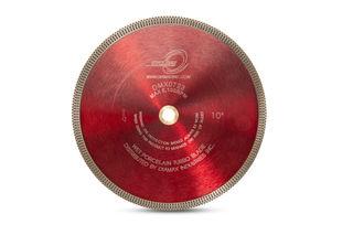 "Cyclone Mesh Thin Turbo Blade 10"" 5/8""-20mm-7/8"""