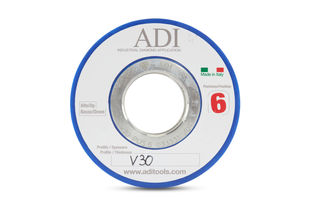 ADI XTRA POLISHER PROF.V30 POS.6 RUBBER 35MM BORE 100