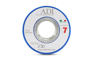 ADI XTRA POLISHER PROF.V30 POS.7 RUBBER 35MM BORE 100