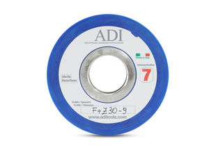 ADI XTRA POLISHER PROF.FZ30-9 POS.7 RUBBER 35MM BORE 105