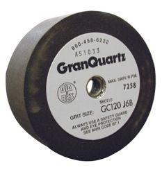 "Diarex Grinding Wheel, Silicon Carbide, 2.5""x2"", 46 Grit, 5/8""-11F"