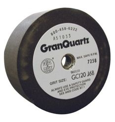 "Diarex Grinding Wheel, Silicon Carbide, 2.5""x2"", 220 Grit, 5/8""-11F"