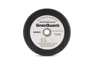 "Diarex Grinding Wheel, Silicon Carbide, 5""x2"", 60 Grit, 5/8""-11F"