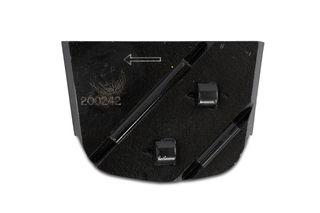 Lavina X Quick Change Trapezoid Pad PCD With Sacrificial Bar X+C314