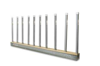 """Aardwolf Slab Rack Kit, 2 Base Rails with 20 - 5'3"""" Posts"""