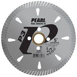 Pearl P3 Granite Turbo Blades