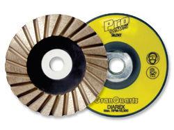 "Pro Series Silent Cup Wheel 5"", 5/8""-11, Medium"
