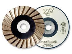 "Pro Series Silent Cup Wheel 5"", 5/8""-11, Fine"