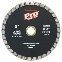 "Pro Series Turbo Tuck Point 4"" x 3/16"" 5/8""-7/8"""