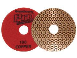 "Pro Series Copper Pads 4"""