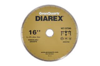 """Diarex Continuous Rim Blade 16"""" 10mm Rim Height 50/60mm"""
