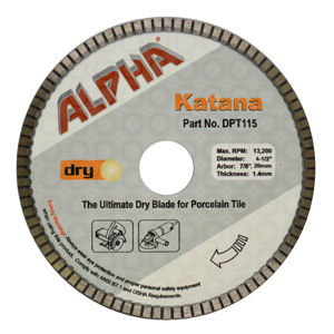 Alpha Katana
