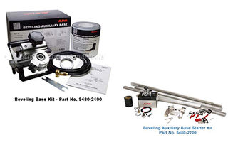 Alpha Beveling Base Starter Kit