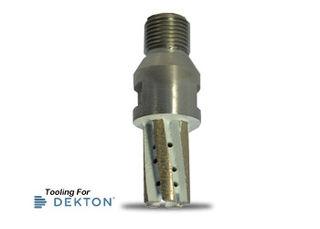 Alpha CNC Finger Bits for Dekton Material