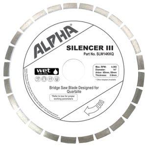 Alpha Silencer III for Quartzite