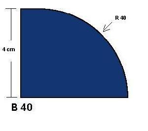 B40 Demi Bullnose Router Bit