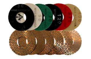 5 Inch Baby-Rok Diamond Discs