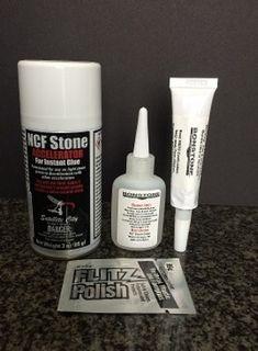 Bonstone CA Glue - Scratch Repair Kit