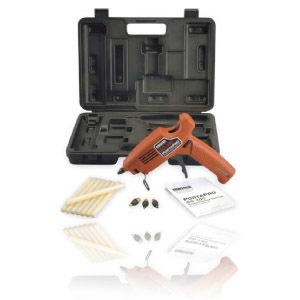 Butane Powered Hot Glue Gun Kit