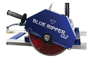 Blue Ripper G2 (w/motor installed)