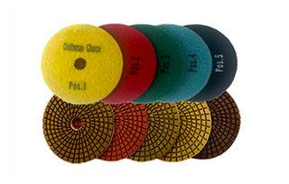 Craftsman's Choice 5-Step Polishing Pads