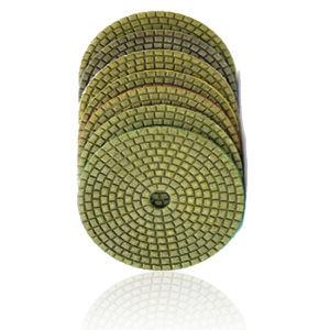 Craftsman's Choice Premium Dry Concrete Polishing Pads