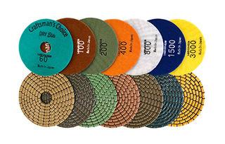 Craftsman's Choice Elite Dry Polishing Pads